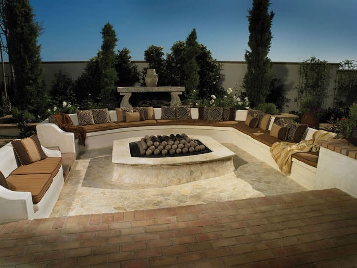 Minimalist designs for outdoor living pro landscaper Outdoor living areas images