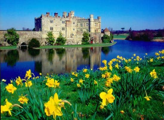 Leeds castle careers