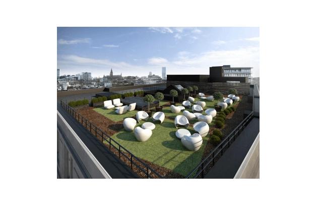roof garden at Blackfriars House  Pro Landscaper : Pro Landscaper 631 x 416