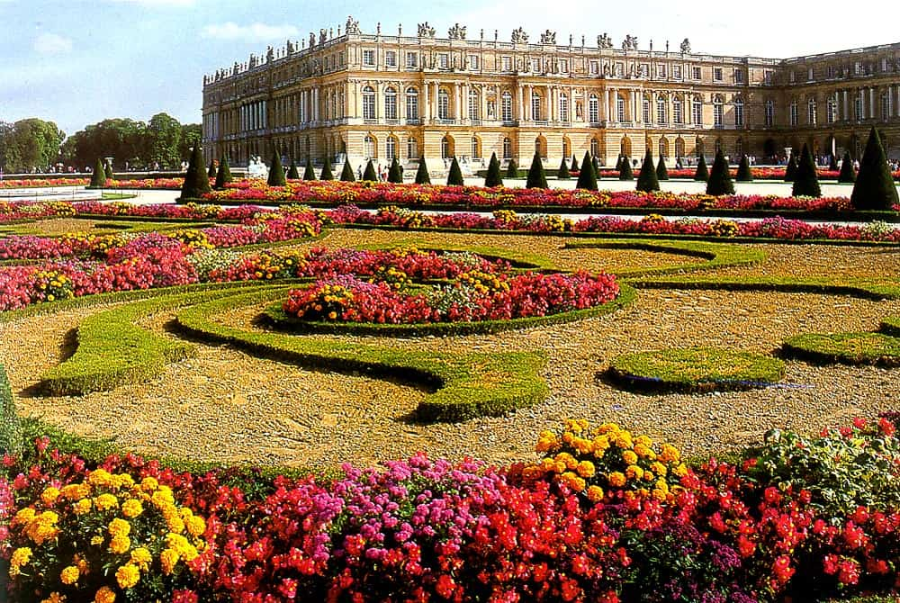 Restoring the gardens of versailles to be fit for a king for Garden design versailles