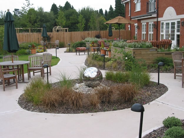 Dementia Sensory Gardens Page Image 1