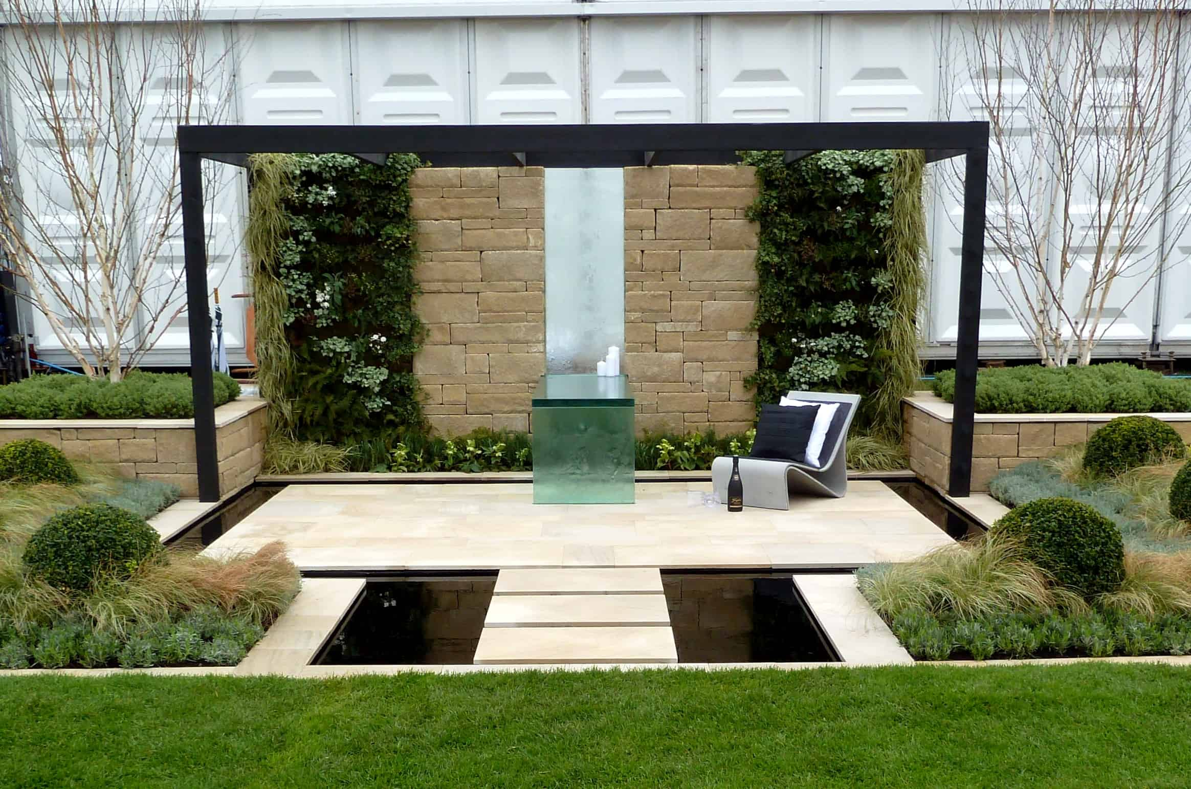 Garden Design Yorkshire bali yorkshire and north east members scoop premier gold at