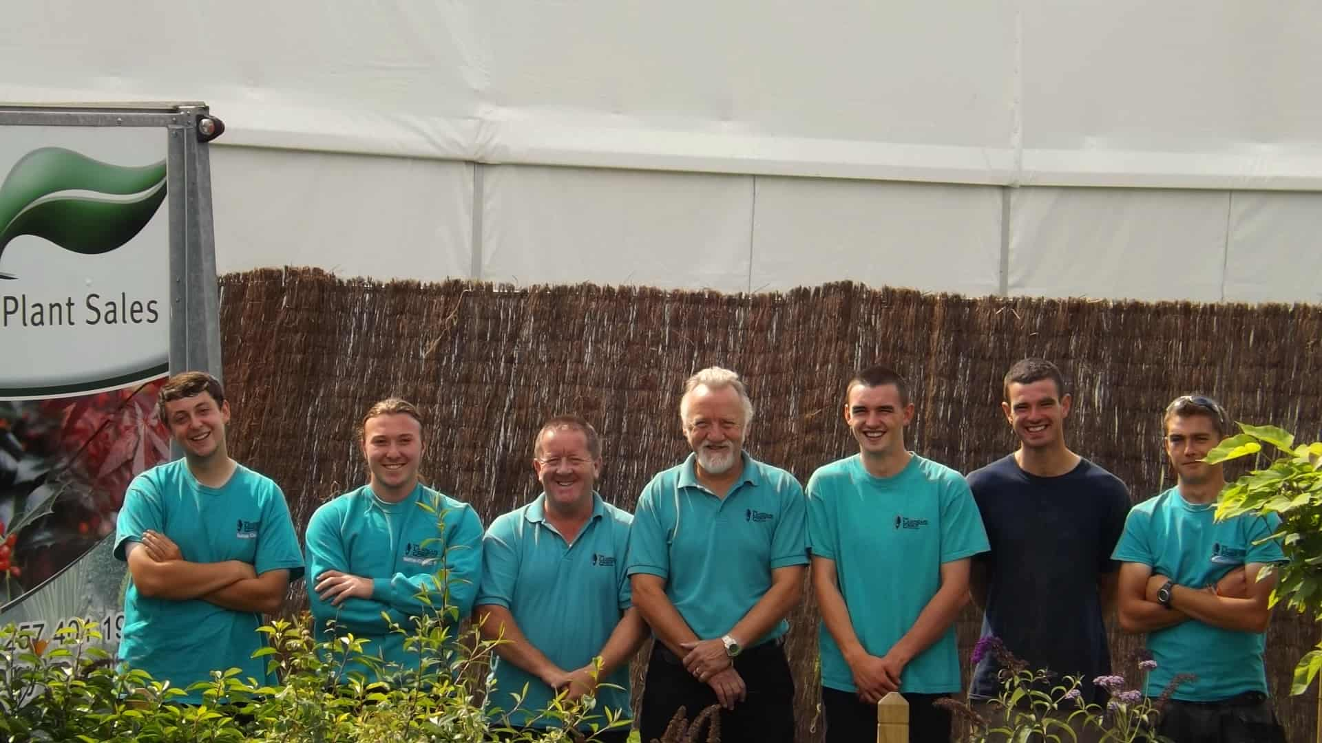 Apprentices win Silver award at Southport Flower Show : Pro Landscaper 1920 x 1080