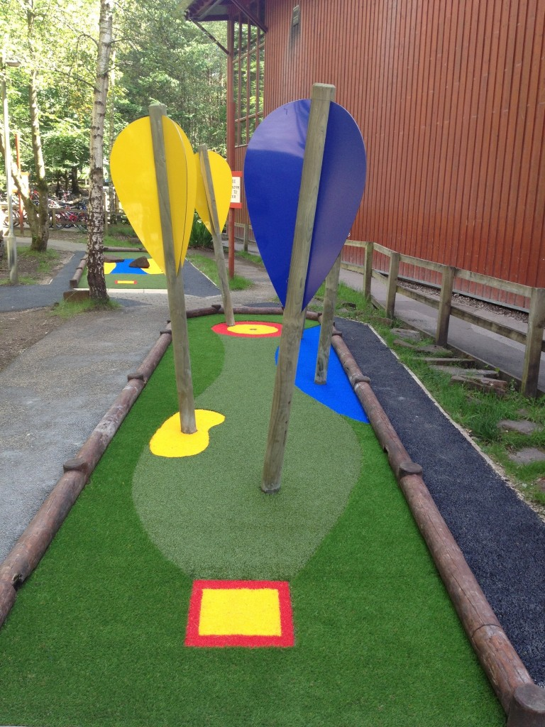 Lazylawn scoops hole in one with 300 000 centre parcs for Woburn showcase
