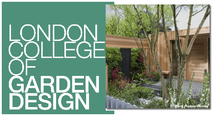 London College Of Garden Design short courses for 2014 Pro