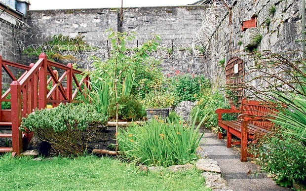 Could prison gardening schemes be the key to rehabilitation pro landscaper the industry 39 s - Gardening in prisons plants and social rehabilitation ...