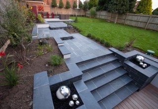 Marshalls Register Award Winning Project by Shore Landscapes