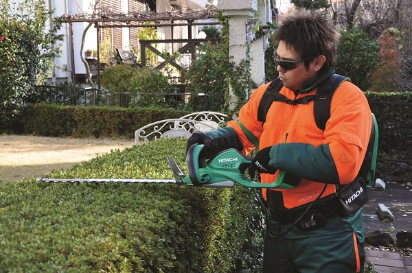 hitachi hedge trimmer. hitachi hedge trimmer e