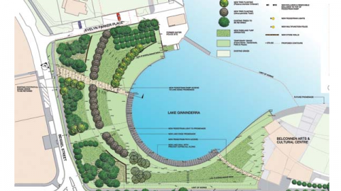 parkland plan