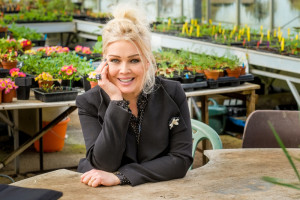 Kim Wilde at Thrive by Simon Kemp