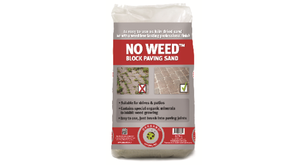 throw weeds to the curb as dansand paves the way for fresh and