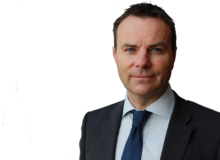 Tim Howell, managing director of Mitie Landscaped Ltd
