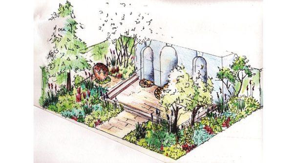 rhs hampton court palace flower show 2017 q&a - show gardens - a