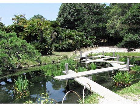 Accessible garden design
