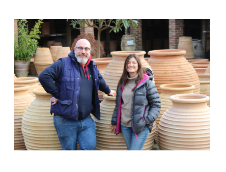 Pots and Pithoi