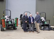 Ransomes and Continental Landscapes