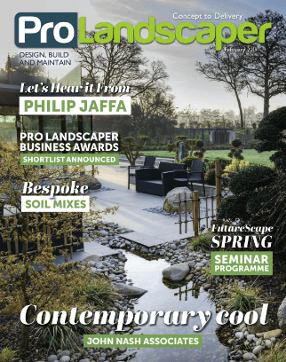 Pro Landscaper February
